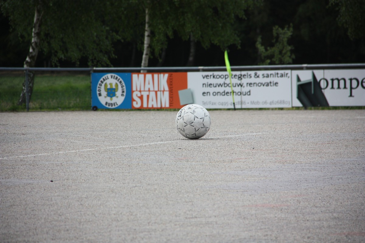 Sponsor een wedstrijd bal