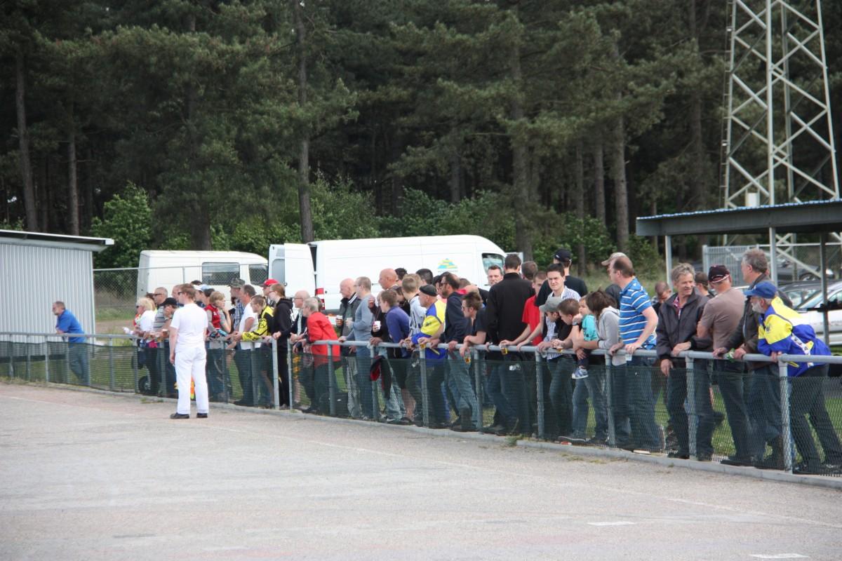 Motoball Vereniging Budel verliest na spannende wedstrijd