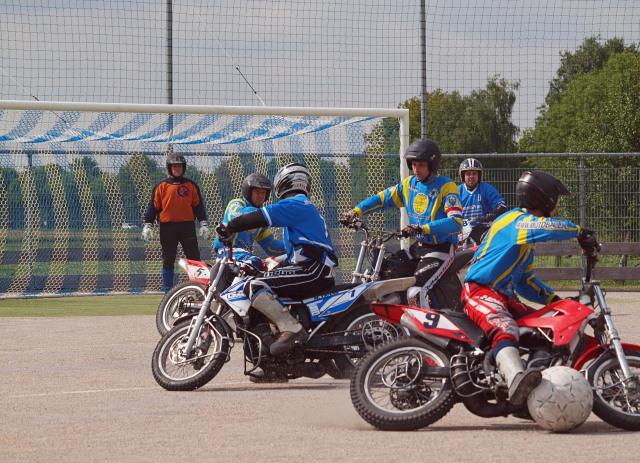 Spannende wedstrijd MBV Budel – MSC Philippsburg