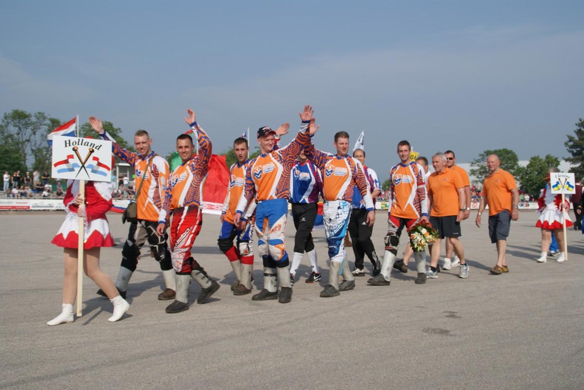 Europees Kampioenschap Motoball 2014