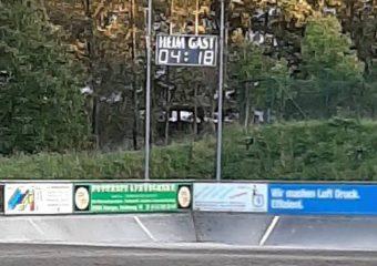 Motoballwedstrijd MBC Kierspe – MBV Budel