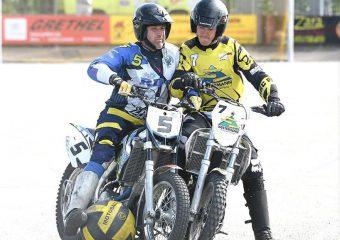 Motoballwedstrijd MSC Puma Kuppenheim – MBV Budel